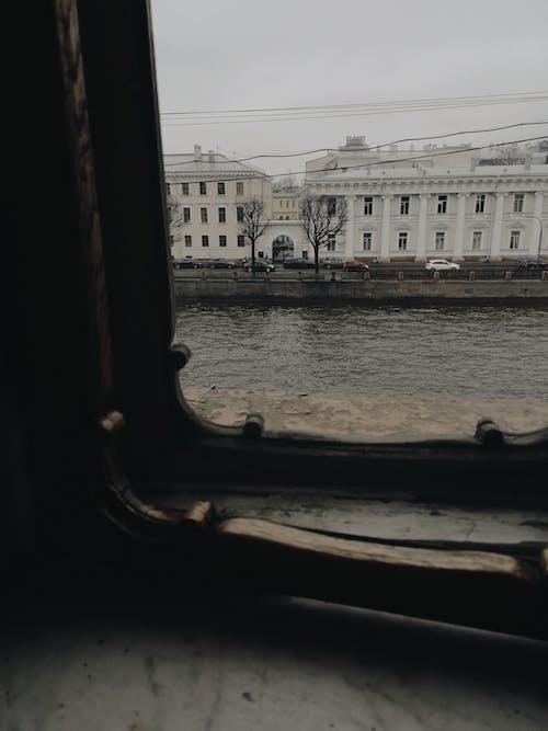 Darmowe zdjęcie z galerii z architektura, miasto, nabrzeże, rosja