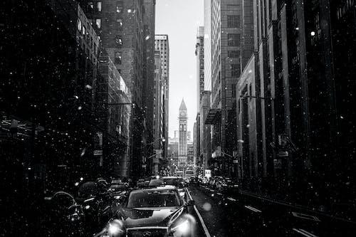on, 고층 건물, 고층의, 도시의 무료 스톡 사진