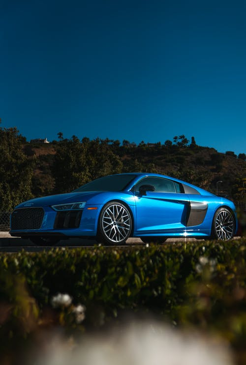 Free stock photo of audi, audi r8, cali, california
