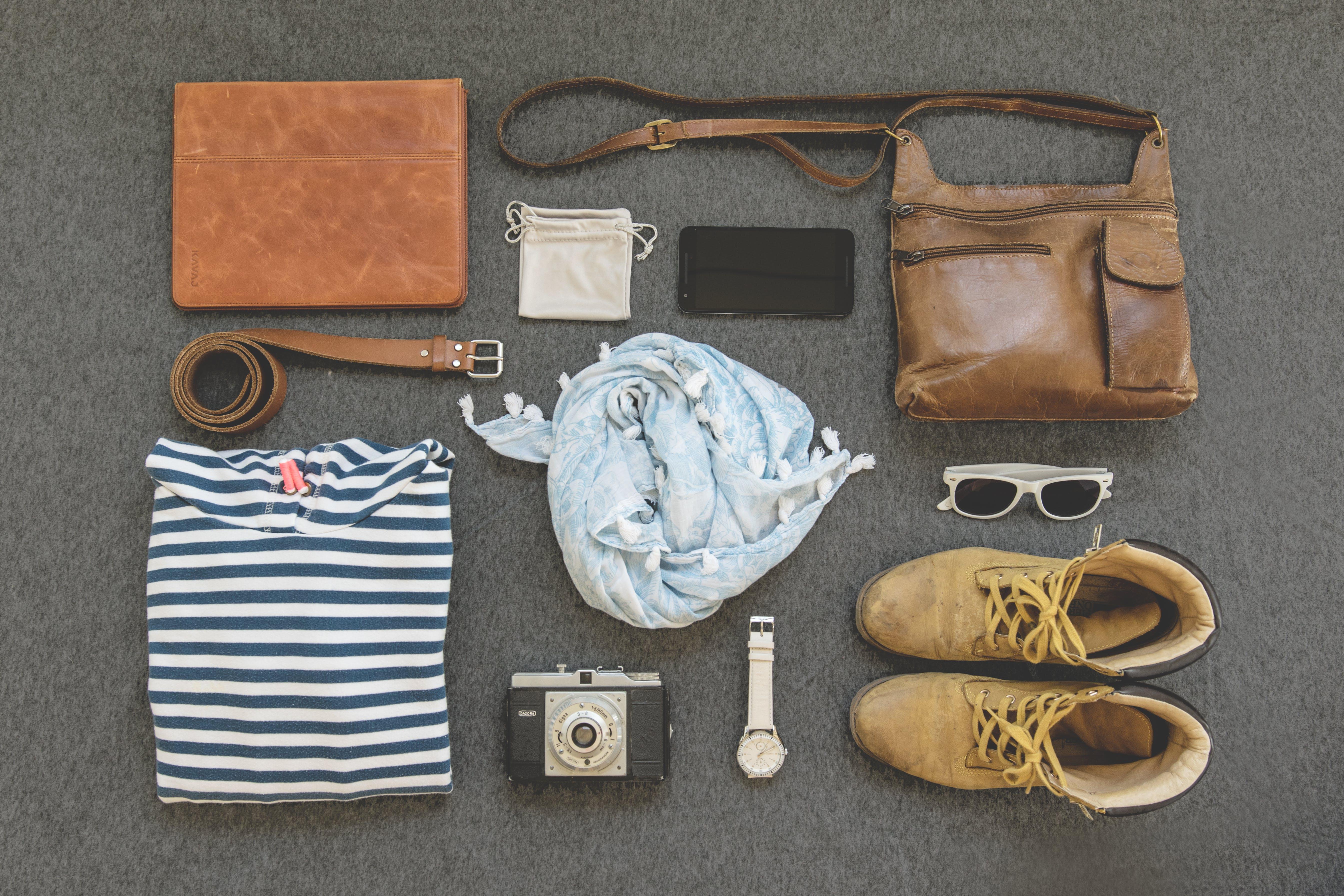 Kostenloses Stock Foto zu accessoire, armbanduhr, braun, fashion