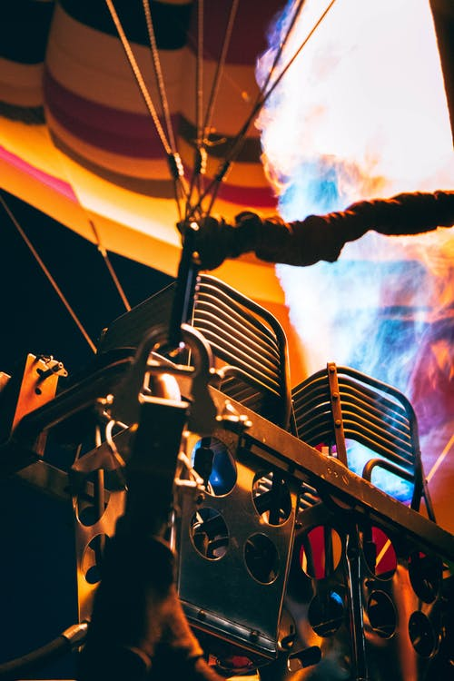Foto stok gratis albuquerque, api, balon udara, balon udara panas