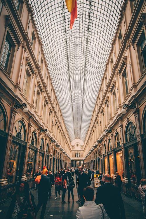 arkkitehtuuri, business, ihmiset