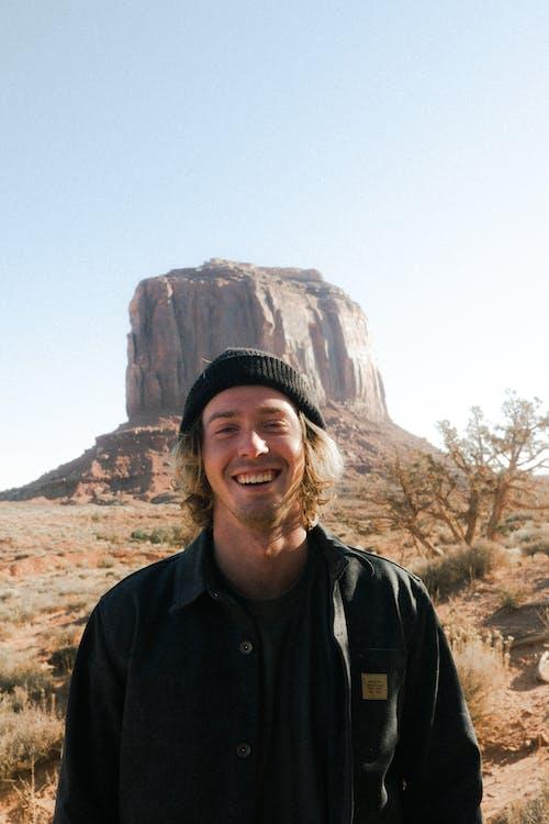 Ilmainen kuvapankkikuva tunnisteilla aavikko, aikuinen, asu, autiomaa
