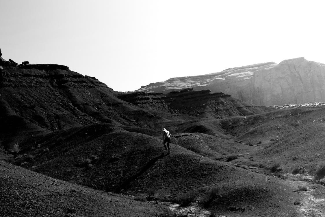 a l'aire lliure, alpinisme, alpinista
