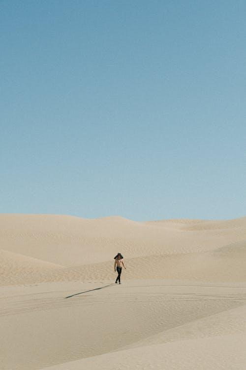 Foto profissional grátis de adulto, adventure, alone, andando