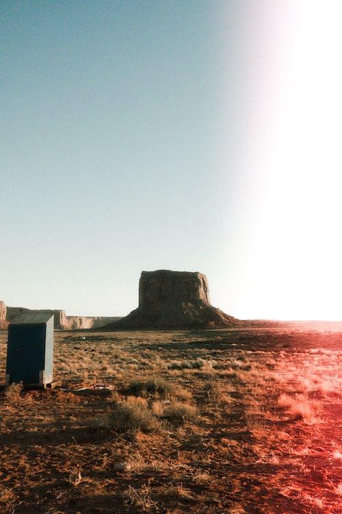 Kostenloses Stock Foto zu aussicht, berg, dämmerung, draußen