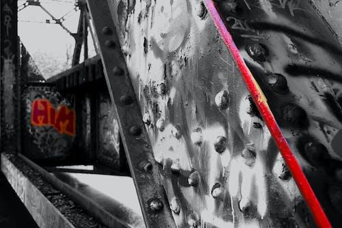 Ingyenes stockfotó graffitti, híd, neki témában