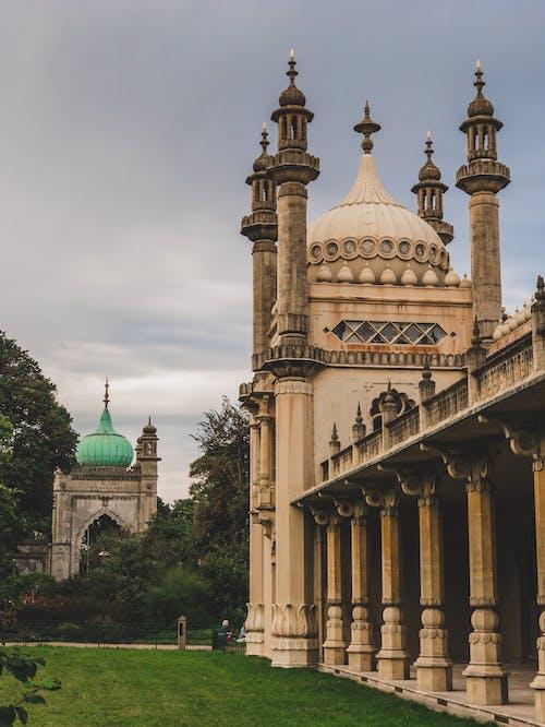 Foto profissional grátis de arquitetura, brighton, Inglaterra, pavilhão real