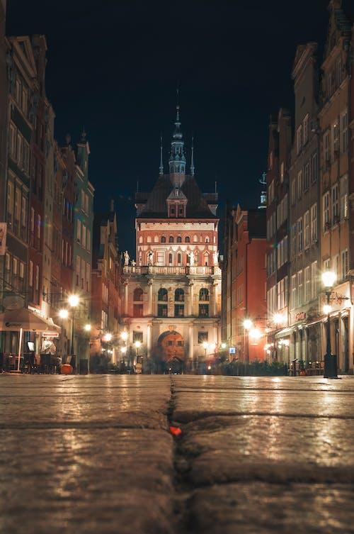 Foto profissional grátis de cidade, cidade velha, construção, escuro