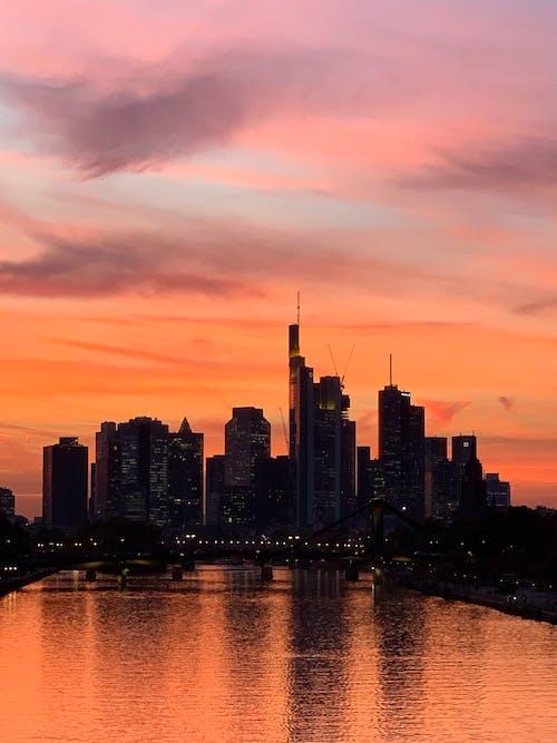 Foto profissional grátis de Alemanha, arranha-céus, cidade, edifícios