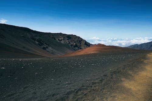Gratis arkivbilde med fjell, haleakala, hawaii, himmel
