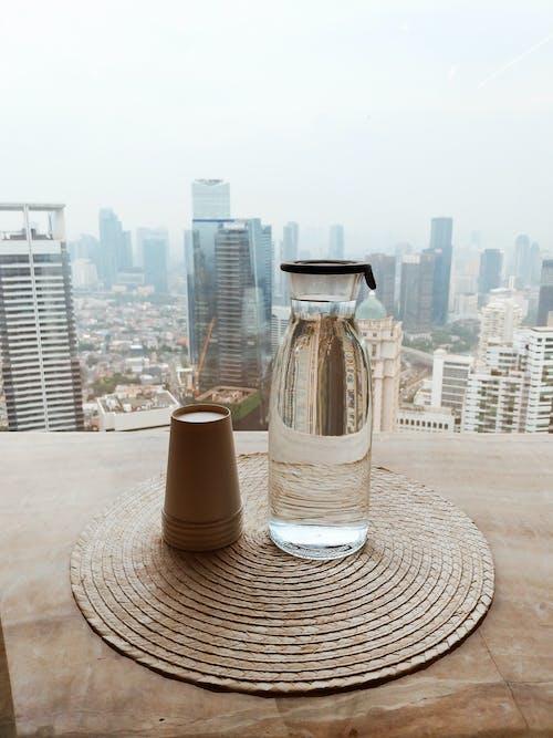 Free stock photo of #bottle, #building, #indoor, #plasticglass