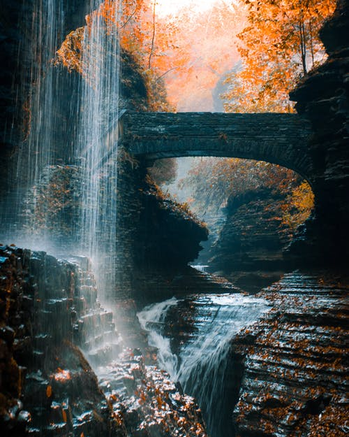 Gratis lagerfoto af å, dagtimer, flow, fredelig