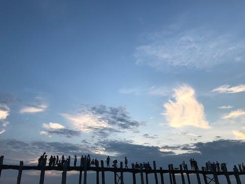 Fotos de stock gratuitas de amarapura mandalay, Asia, atracción turística, Birmania