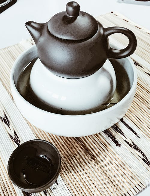 宜兴黏土, 涼茶, 热茶, 热饮 的 免费素材照片