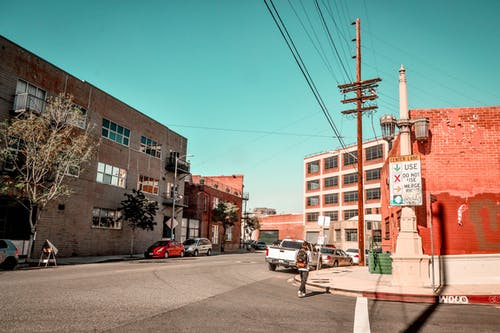 Free stock photo of industry, los angeles, streetphotography, urban