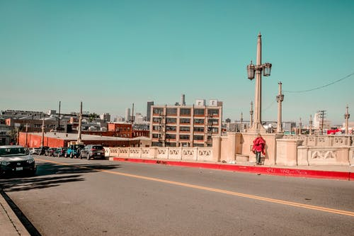 Free stock photo of bridge, industry, los angeles, streetphotography