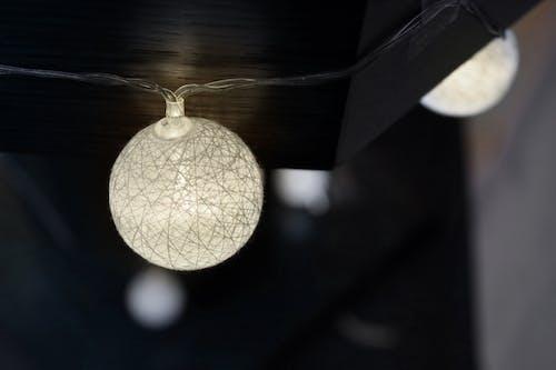 Základová fotografie zdarma na téma dekorace, doma, interiér, led světlo