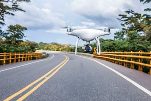 四軸飛行器, 四轴飞行器, 戶外, 技術 的 免费素材照片