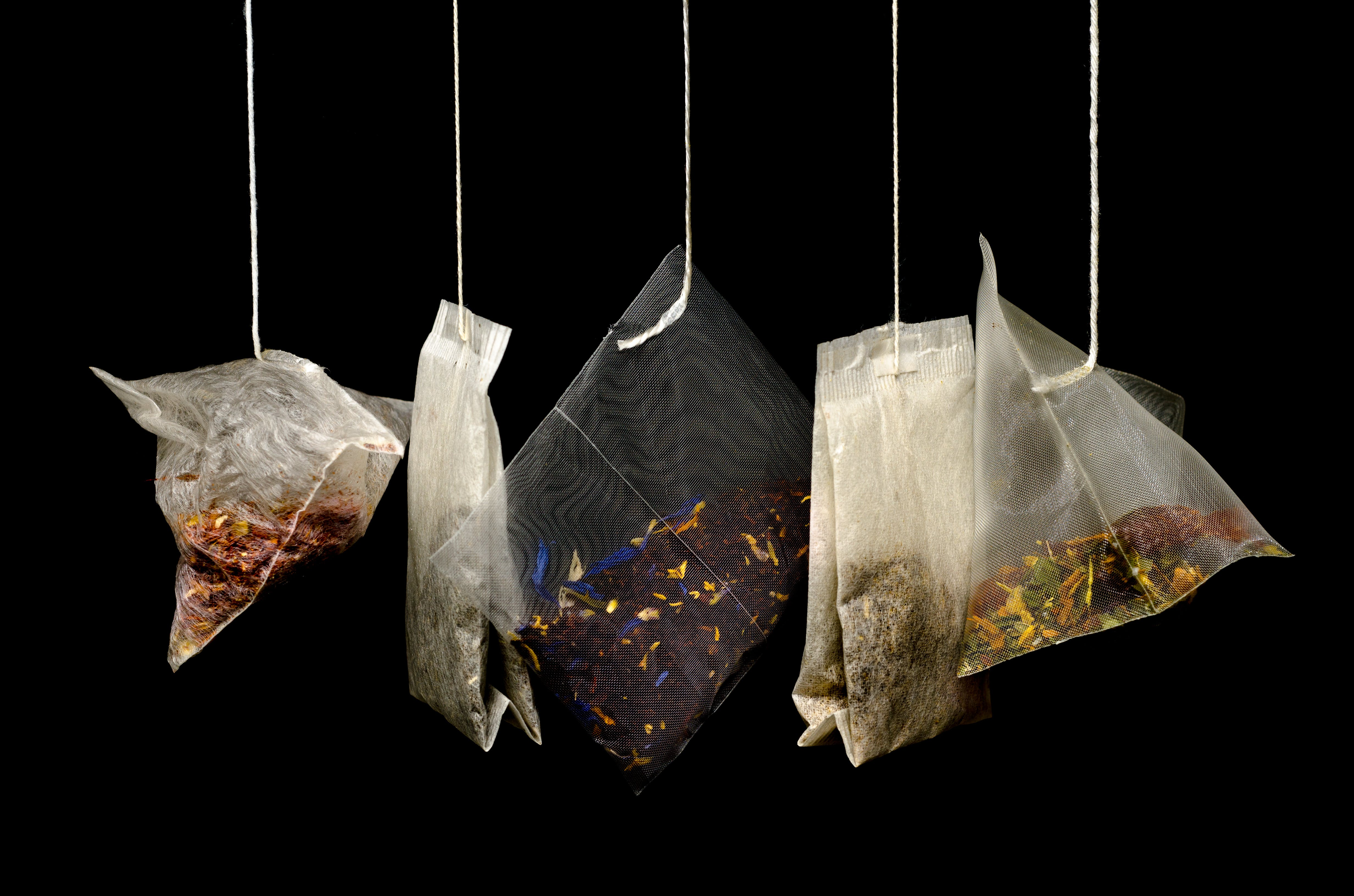 Used Tea Bag | Guaranteed Healthy Organic Compost With Natural Ingredients