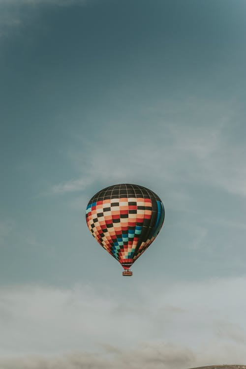 atmosfære, eventyr, fly