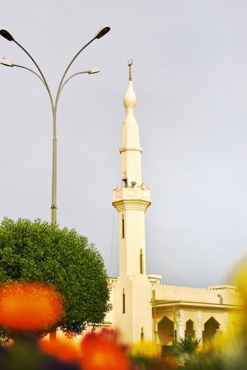 Free stock photo of azan, islam, islamic architecture