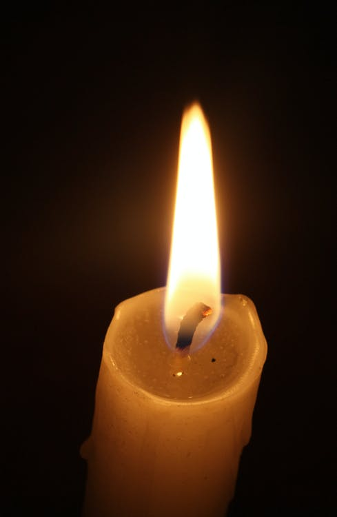Fire on Candle