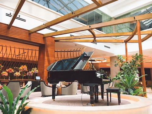 Безкоштовне стокове фото на тему «архітектура, всередині, готель, Деревина»