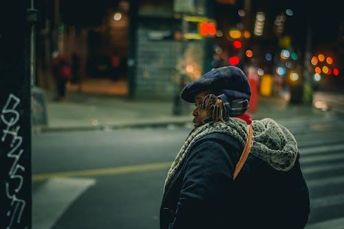 Foto d'estoc gratuïta de brooklyn, carrer, carrers, d'humor variable