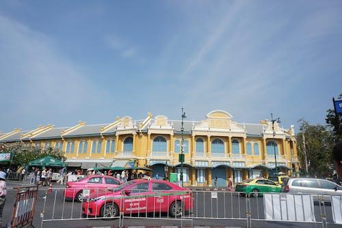 คลังภาพถ่ายฟรี ของ กรุงเทพมหานคร, การจราจร, รถแท็กซี่, เมือง