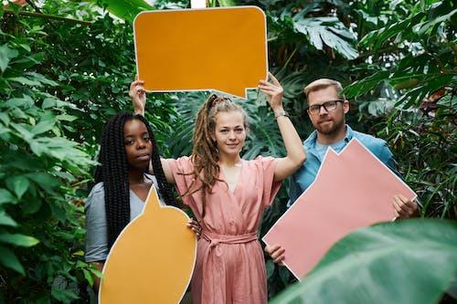 Copyspace, 姿勢, 專注, 成年人 的 免費圖庫相片