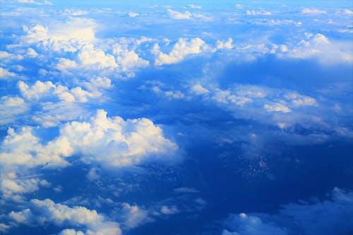 คลังภาพถ่ายฟรี ของ ท้องฟ้า, ทางอากาศ, ธรรมชาติ, ภาพถ่ายทางอากาศ