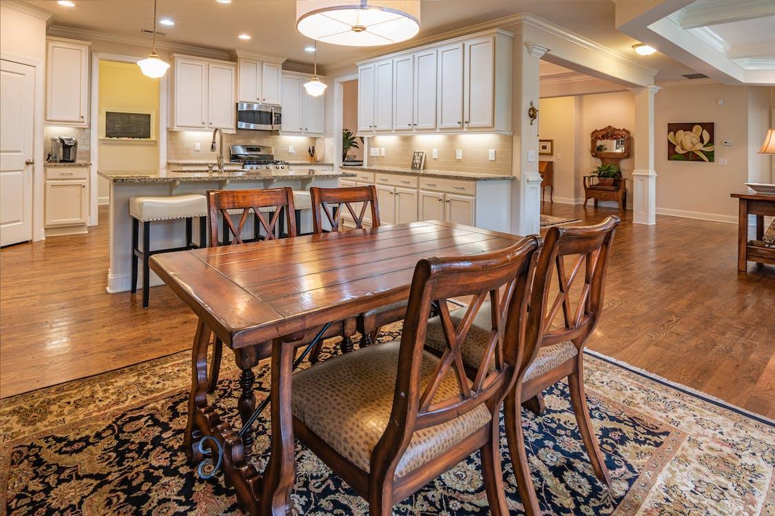 design interiéru, doma, domácí interiér