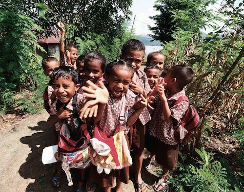 Fotobanka sbezplatnými fotkami na tému deti, dieťa, Indonézan, Indonézia