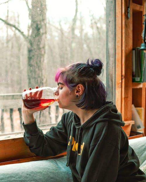 Free stock photo of cranberry juice, lesbian, peron