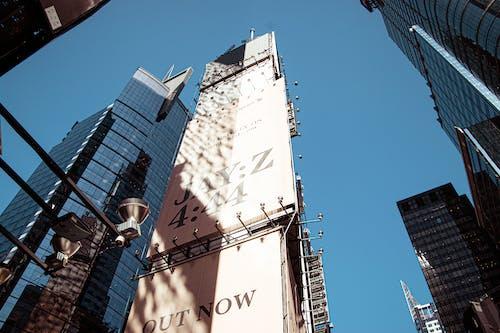 Fotos de stock gratuitas de anuncio, arquitectura, cielo, ciudad