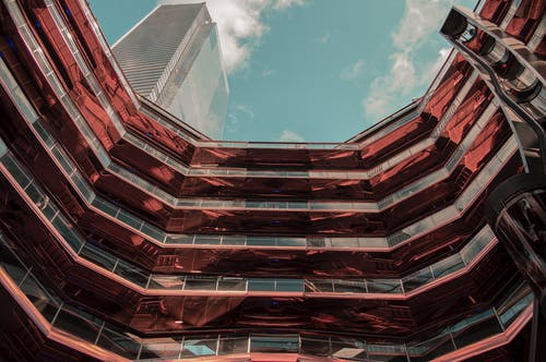 Low Angle Photography of a Buildin