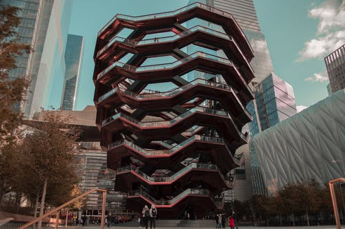 The Vessel in New York