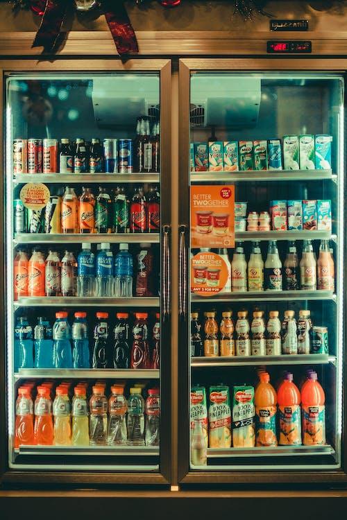 Een Verscheidenheid Aan Drankjes