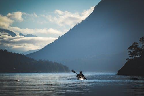 Free stock photo of kayak, kayaking, pacific northwest, sea kayaking