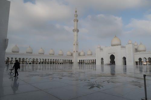 人, 冒險, 旅行, 清真寺 的 免费素材照片