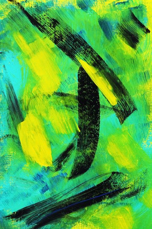 Darmowe zdjęcie z galerii z abstrakcyjne tło, abstrakcyjny, abstrakcyjny ekspresjonizm, akryl