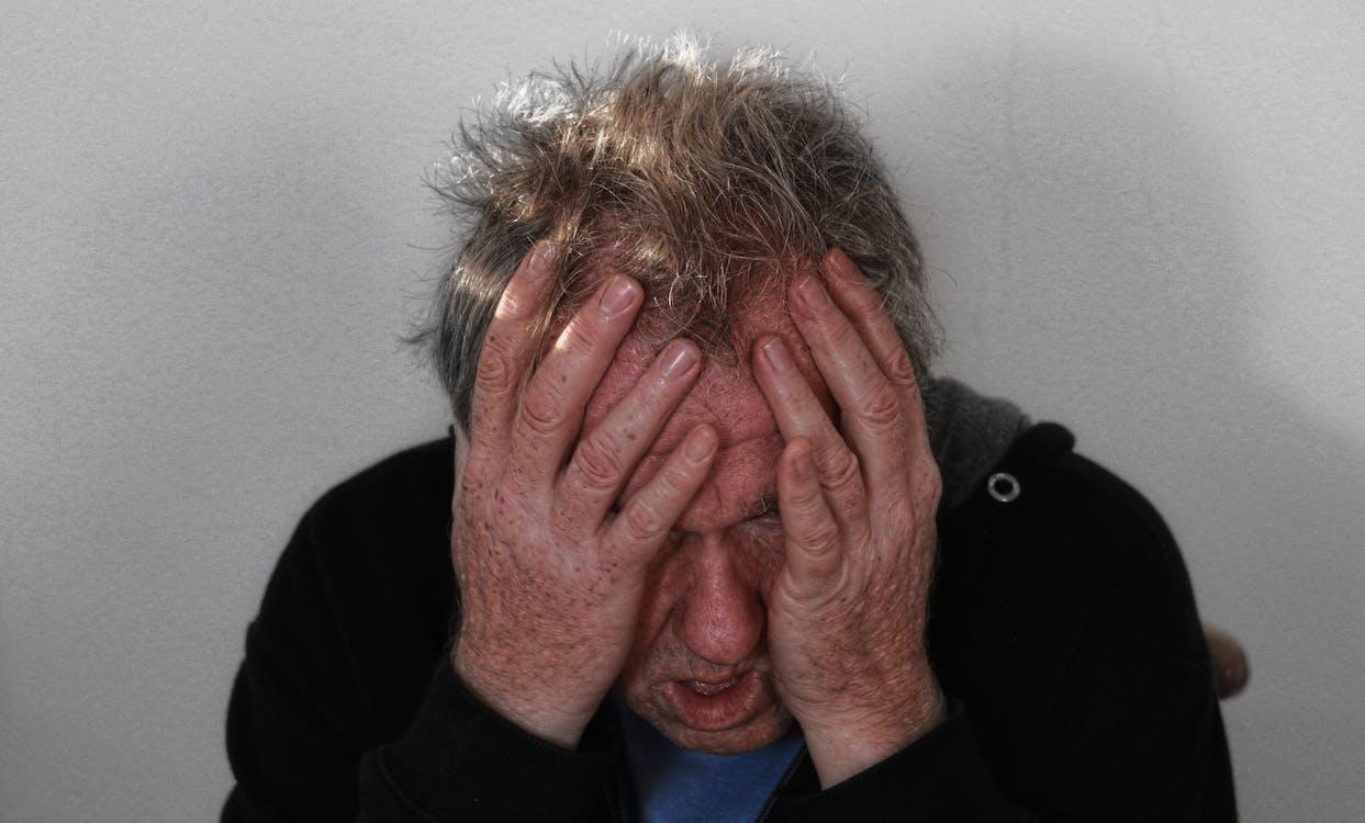 Základová fotografie zdarma na téma bolest, bolest hlavy, deprese