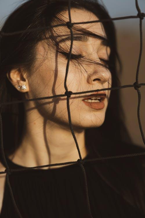 คลังภาพถ่ายฟรี ของ ผู้หญิง, ผู้หญิงสวย, ภาพพอร์ตเทรต, หน้า
