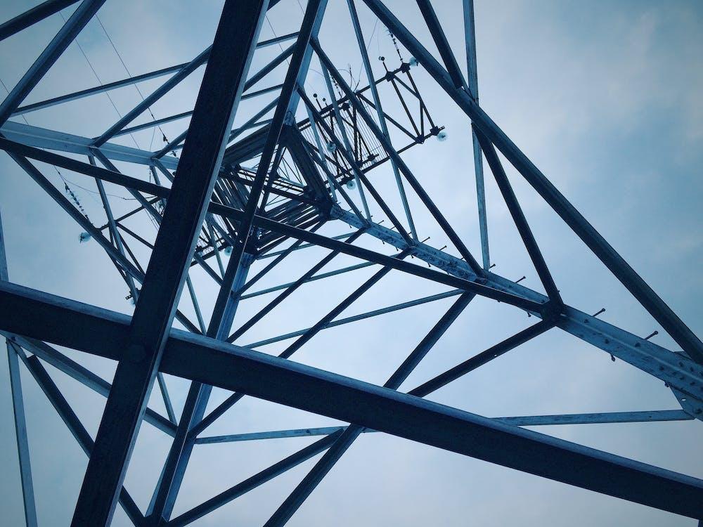 acciaio, elettricità, energia