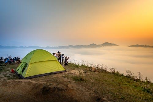 Immagine gratuita di alba, avventura, crepuscolo, escursione