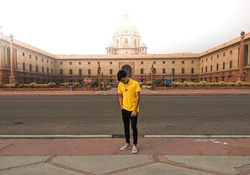 Gratis arkivbilde med arkitektur, parlament, symmetri, symmetrisk