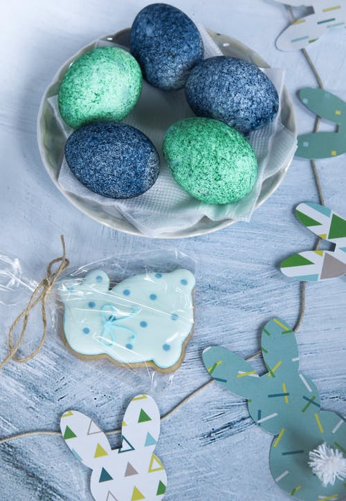 Kostenloses Stock Foto zu кролик, пасха, праздник, яйца
