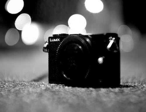 Free stock photo of camera, gm1, lumix, mirrorless