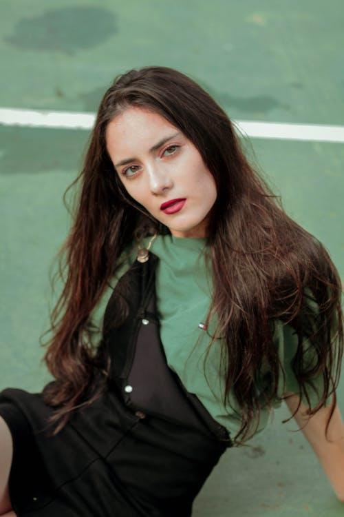Imagine de stoc gratuită din brunetă, drăguț, femeie, femeie frumoasă
